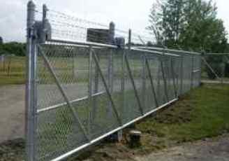 187 Automatic Gates Amp Operators Decatur Fence Company