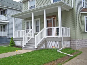 187 Handrails Decatur Fence Company Sales And Install