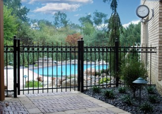 187 Ornamental Fencing Decatur Fence Company Sales And Install